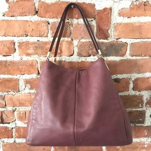 Coach purse: hobo bag